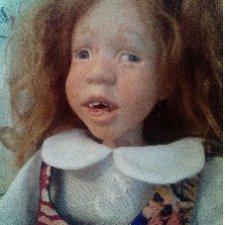 Девочка без имени  от   Sandy McAslan