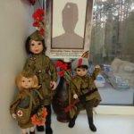 Военное обмундирование периода В.О.в. на куклу 50 см