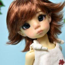 Мимимишный эльф, кукла Linda Macario