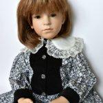 Simona кукла Vera Scholz WPM