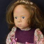 Снижена цена! Madeleine Fanouche от Sylvia Natterer кукла Gotz