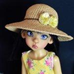Аутфит для куклы Kaye Wiggs BJD MSD
