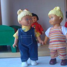 Lego dolls,  из  набора 9215 и бу