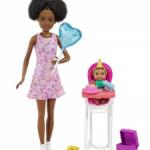 Barbie Няня Скиппер   Кормление