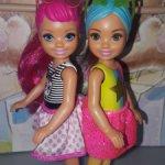 Куклы Челси из набора Сюрприз