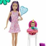 Barbie Няня Скиппер из серии Кормление