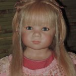 Коллекционная кукла Linchen (Линхен)