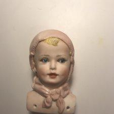 Авторская реплика антикварной куклы «хойбах»