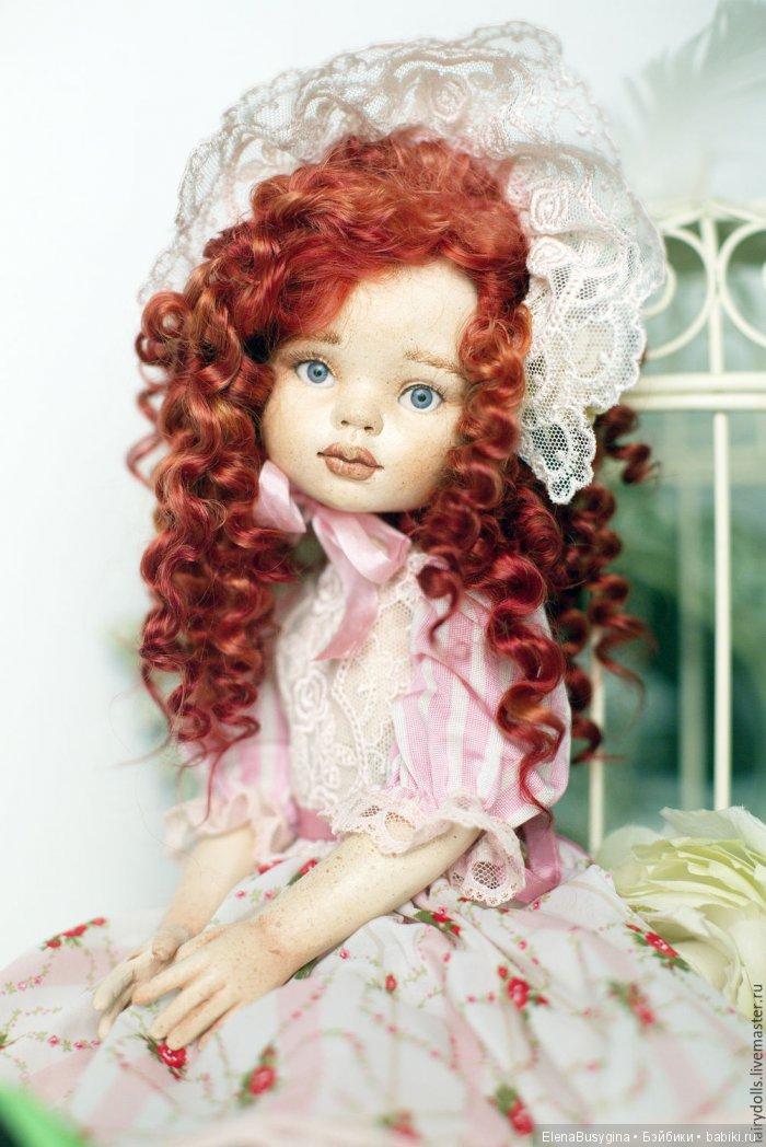 """игровая кукла """"Анастасия"""", фаянс, 35см"""
