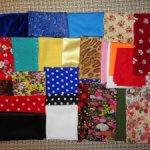 Ткань для пошива кукольной одежды.