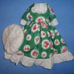 Платье для кукол.