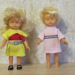 Куклы Гдр 22 см