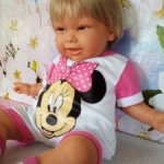 Одежда для кукол-деток 52-56 см. Лотом.