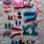 Обувь и аксессуары для Барби, Винкс, Шу-шу. Корона для пони.