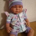 Одежда для кукол-деток 46-49 см. (Для Манолок, Аси) Лотом.