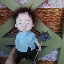 Мои новые куклы из полимерной глины