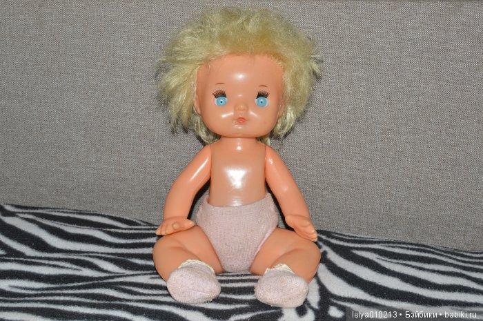 Кукла Анюта 86-87 года.