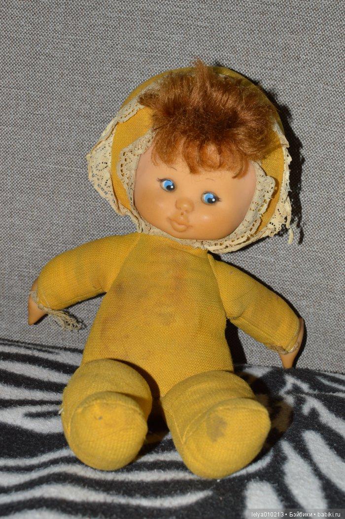 Кукла СССР Эскимоска 86-87 года.