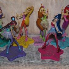Куколки, которые селятся стайками 3
