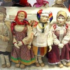 Артельные куклы