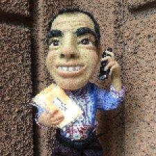 Портретная кукла армянчик