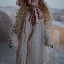 Антикварные куклы. Новые лица