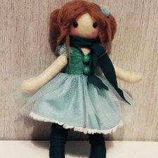 Мой опыт создания  вязаных, текстильных кукол и игрушек
