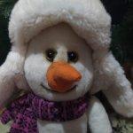 Снеговик Седрик