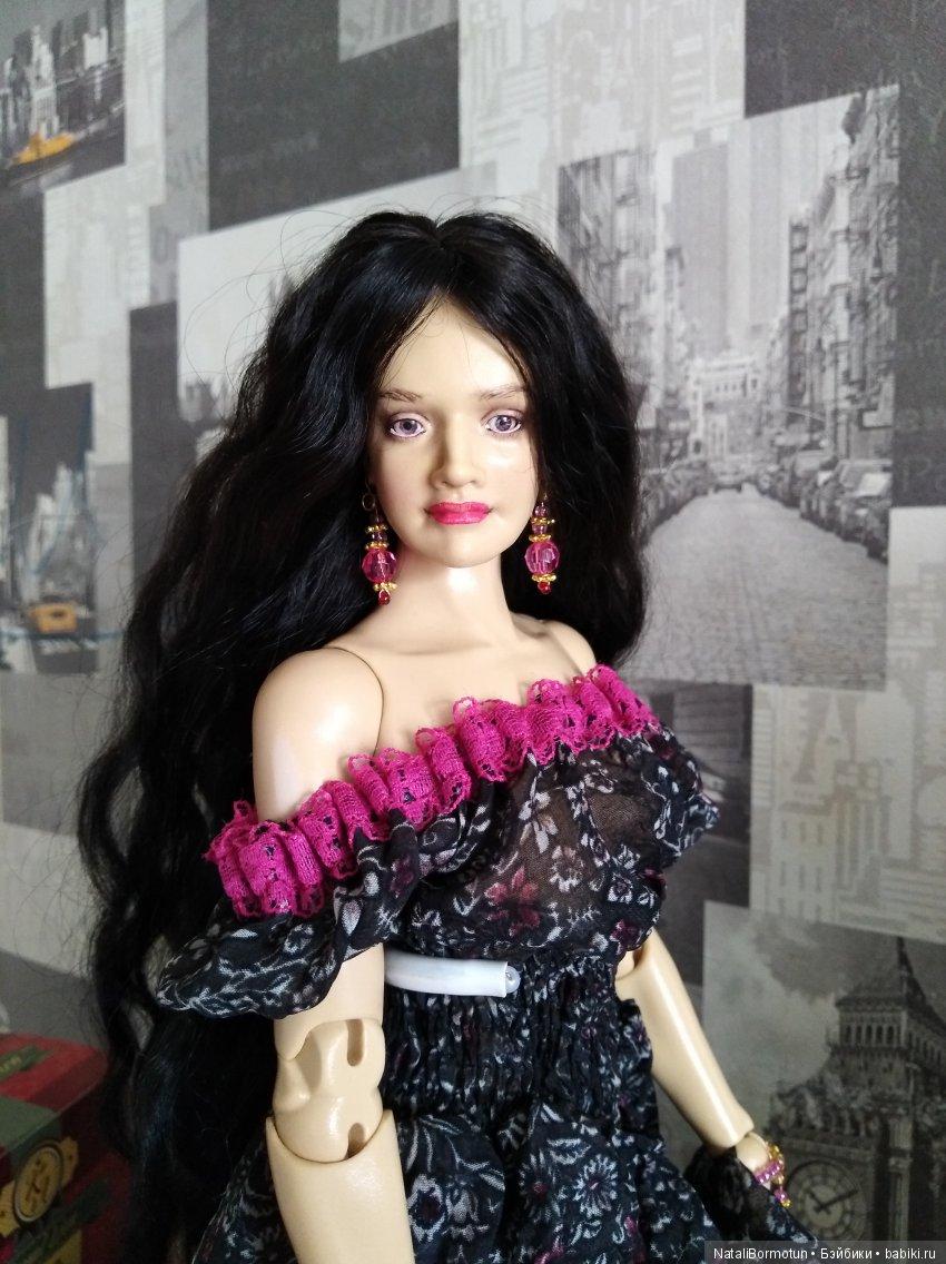 """Шарнирная кукла из полиуретана серии """"Fabulous forever"""""""