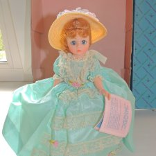 Портретная куколка 1112 Iris Мадам Александр до 08.03 цена 2500+пересыл