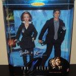 Барби и Кен X-files