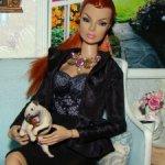 Шарнирная Коллекционная кукла Интегрити Тойс