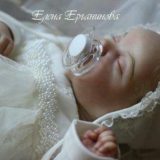 Моя малышка Евангелина от талантливого скульптора Лауры Ли Игл