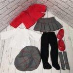Одежда и обувь для кукол 45-50 см.