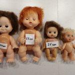 маленькие куклы детства