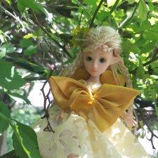 Эльфы встречают на  празднике Mirie