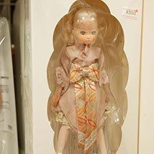 Воспоминания об Японии и о куклах, встреченных там.