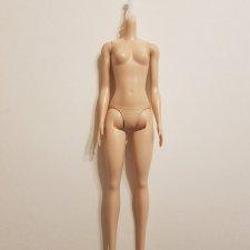 Статичное тело барби