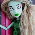 Перепрошитая Spectra Monster High