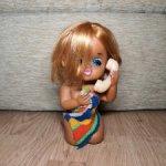 Кукла Япония 20см