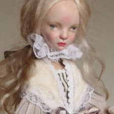 Тайна Алисы. Авторские куклы Asami
