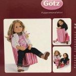 Кресло для кукол Gotz
