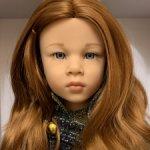 Катарина от Готц Gotz с большими голубыми глазками, 2020