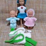 Три куколки одним лотом
