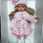 Кукла Лаура, зимний образ, Антонио Хуан.