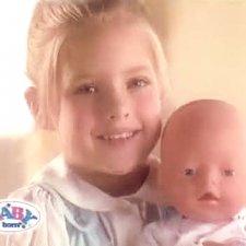 Я отыскала редкие старые рекламные ролики Baby Born и Baby Annabell на русском языке