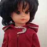 Кукла ГДР, родной аутфит.