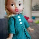Кукла СССР, Ленигрушка, из ранних