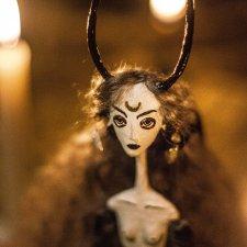 Интерьерные куклы. Лилит, Фавн