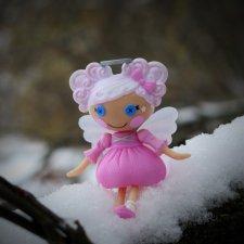 Лалалупси - Ангелина и Зефирка - снежная зима